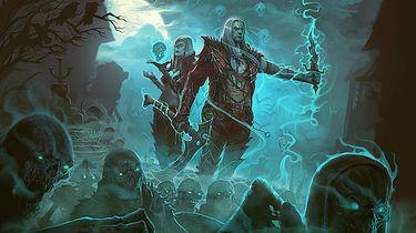 Rozchodniaczek, w którym Nekromanta kupuje retro pada do Switcha i rusza polować na potwory z muzyką z Get Even w słuchawkach