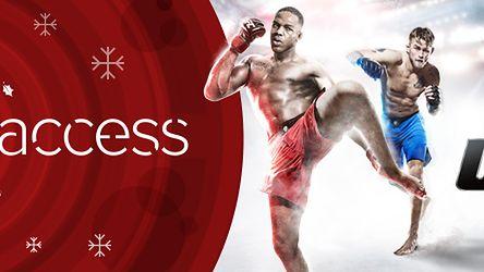 Abonenci EA Access od przyszłego tygodnia grają w EA Sports UFC bez dodatkowych opłat