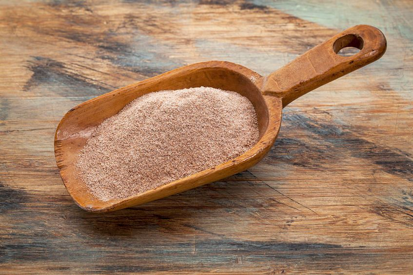 Mąka teff (z trawy abisyńskiej)