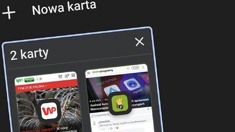 Chrome na Androida bez automatycznego grupowania kart. Google uległ krytyce