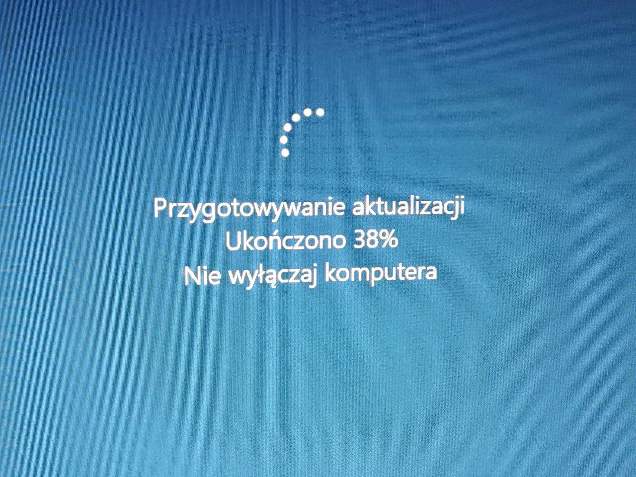 Kolejny błąd w Windows 10. Tym razem zawiniła aktualizacja KB5003173 - Windows 10