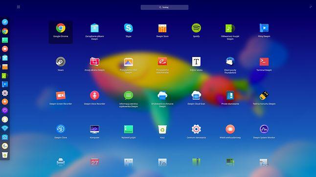 Znana z macOS-a siatka aplikacji łatwo może zamienić się w menu Start