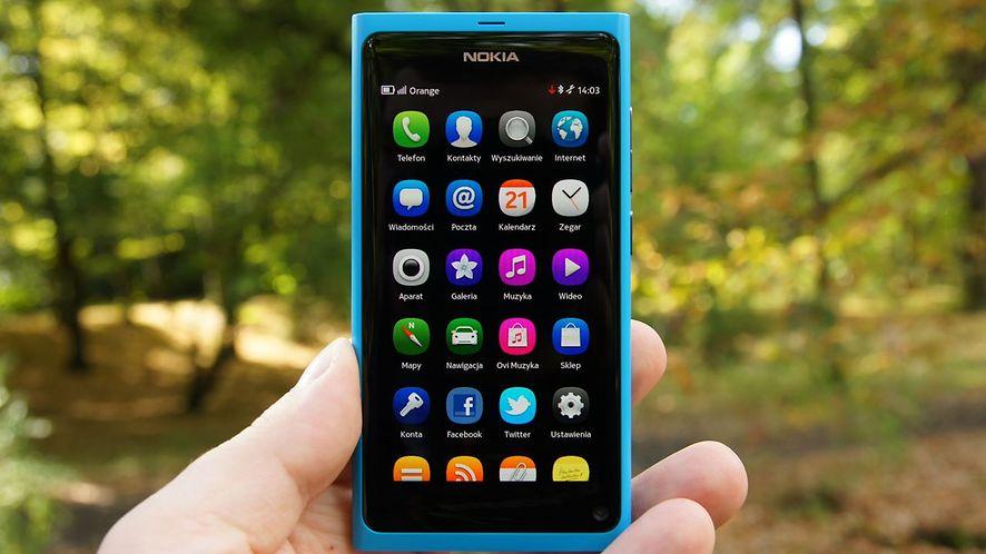 Nokia N9.