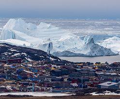 Niepokojące wieści z Grenlandii. W jeden dzień zniknęło 8,5 mld ton lodu