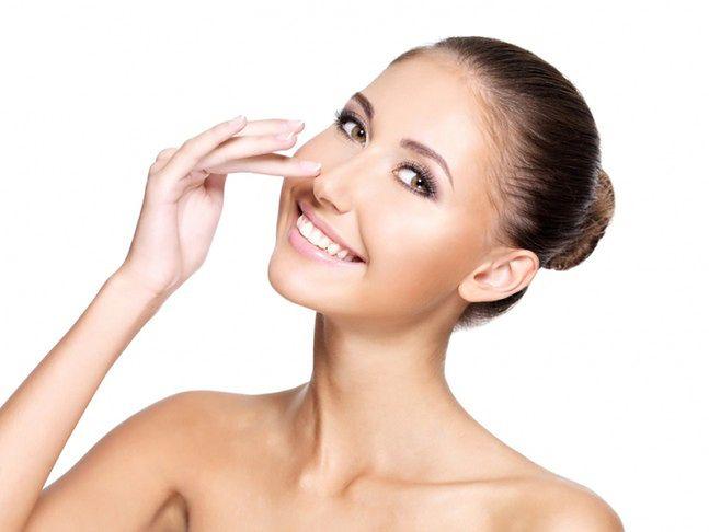Oczyszczanie jamy nosowej