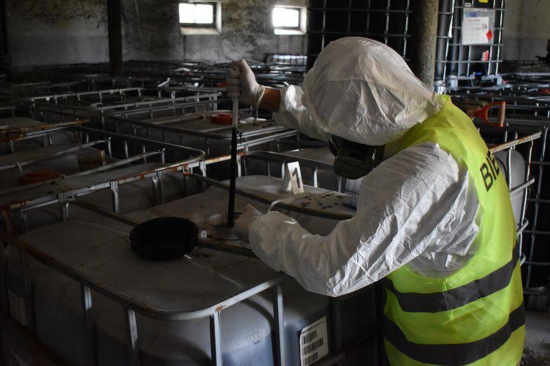 Wylewanie chemikaliów jak morderstwo? Szykują się zmiany w prawie