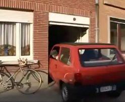 88-letni mistrz parkowania. Wideo stało się hitem