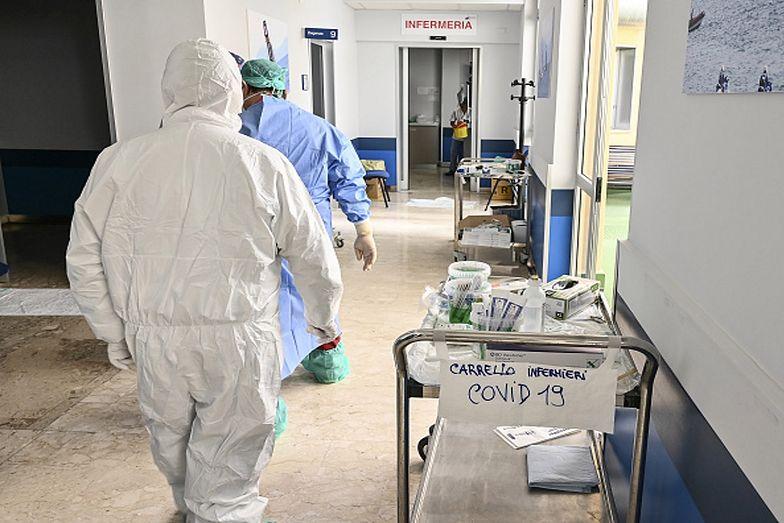 Koronawirus: Włochy i Hiszpania zgłaszają spadek liczby zgonów