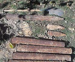 Lubelskie. Biała Podlaska: ogród krył szokującą niespodziankę