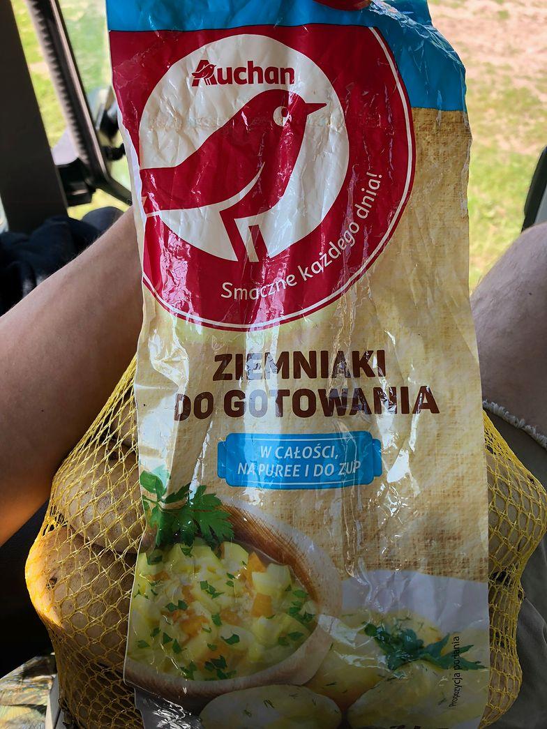"""""""Wyprodukowane w Polsce"""" ziemniaki z Niemiec"""