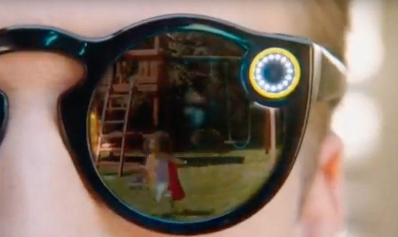 Wyciekło wideo. Snapchat szykuje okulary z kamerą