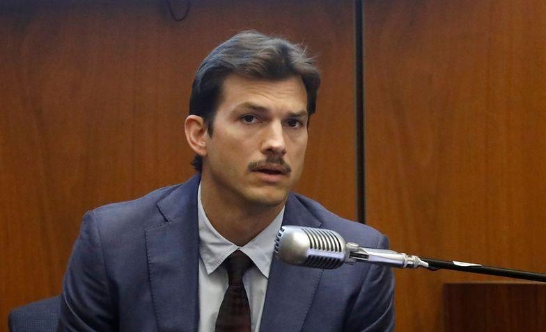 Ashton Kutcher zeznaje w procesie o morderstwo
