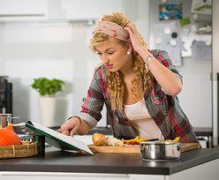 5 błędów, które popełniasz w kuchni. Radzimy, jak ich uniknąć
