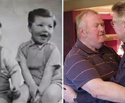 Bracia spotkali się po 40 latach rozłąki. Wzruszająca historia