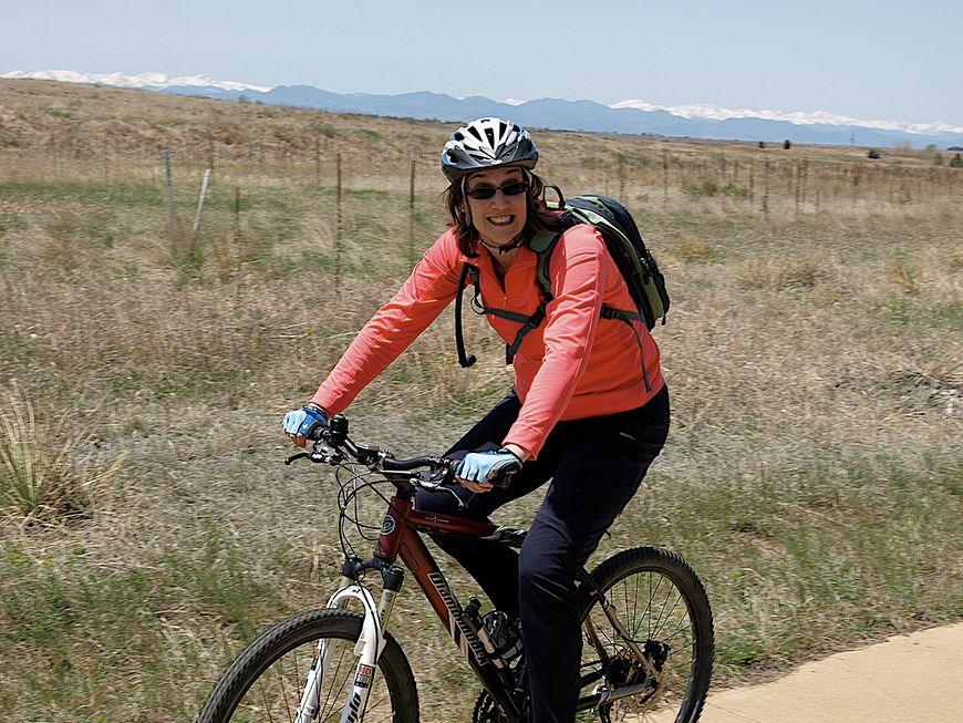 Jazda na rowerze - wycieczki