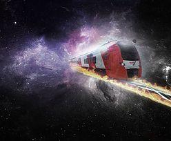 Rosjanie zaplanowali podbój Marsa. Chcieli podróżować pociągiem!