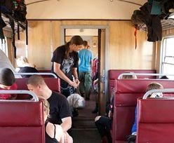 """Trawka, alkohol i Metallica.  Podróżowaliśmy pociągiem """"Hey Joe"""""""