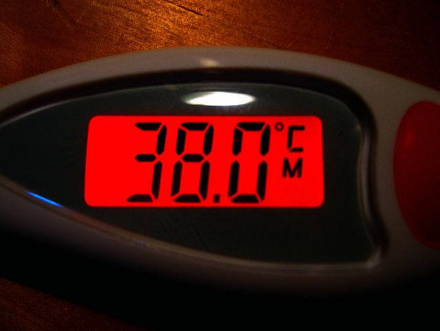 Termometr do mierzenia temperatury ciała