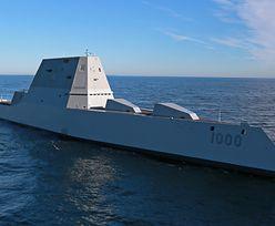 Najnowocześniejszy okręt wojenny na świecie zwodowany