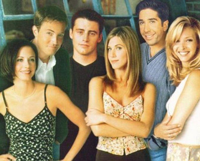 """Jennifer Aniston chciałaby powrotu """"Przyjaciół"""""""