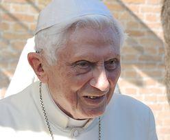 Niepokojąca wzmianka o Benedykcie XVI