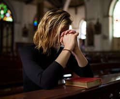 """Zaskakujące zachowanie kobiety w kościele. """"Działanie demoniczne"""""""