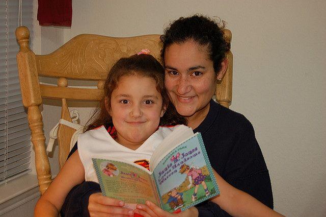 Wspólne czytanie bajek