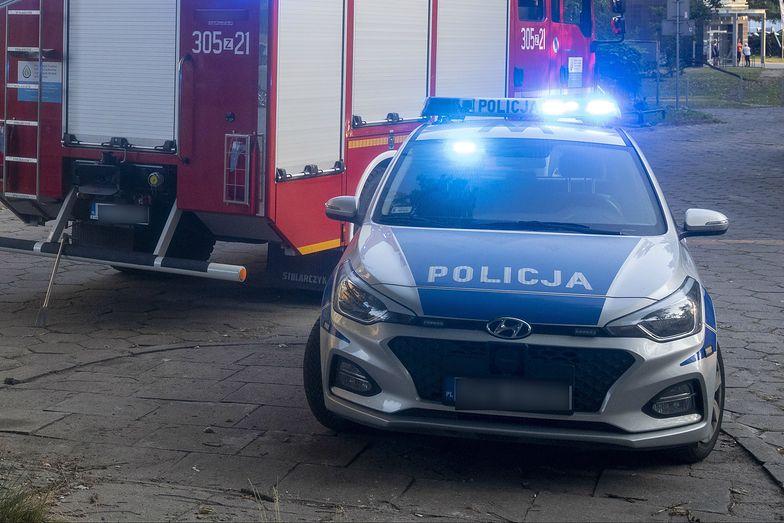 Lubin. W BMW zginęła kobieta w ciąży. Koszmar na Dolnym Śląsku
