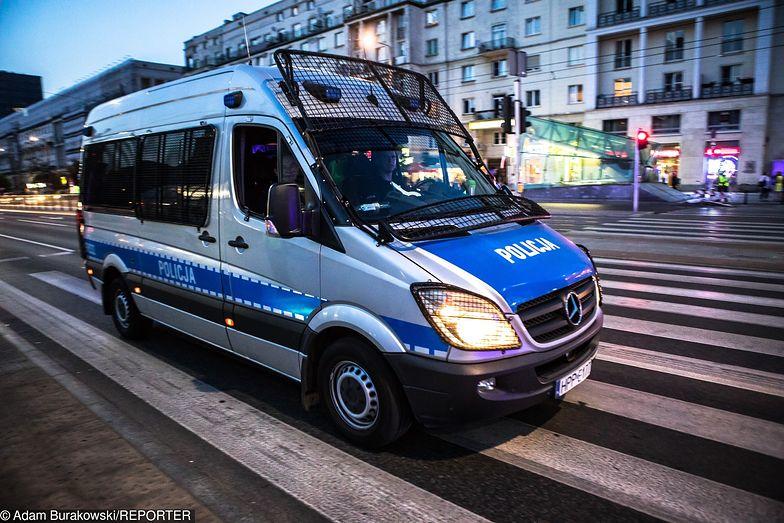 Warszawa. Strzelił do bezdomnego, atakował przechodniów