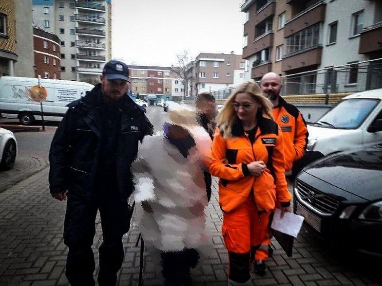Białystok. Telefon córki z zagranicy ocalił jej matkę w Polsce