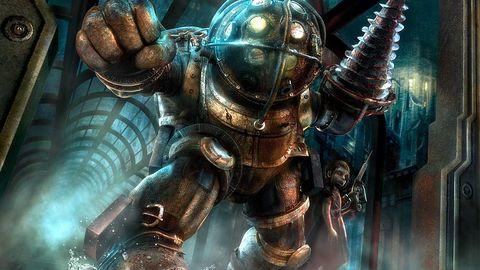 Produkcja filmu BioShock wstrzymana