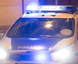 Małopolska. 49-latek rzucił się z nożem na trzy osoby