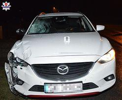 Tragiczny wypadek w Różańcu. Nie żyje 15-letnia dziewczyna