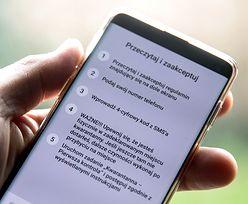 Polska aplikacja mobilna udostępniona za darmo. Ma pomóc w walce z epidemią