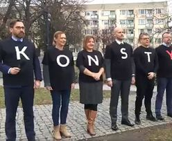 """Sędziowie zakpili sobie z """"zakazu koszulkowego"""" KRS"""