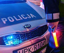 Atak nożownika w Ciechanowie. Ofiara nie żyje