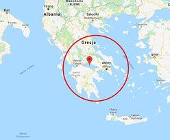 Grecja. Na południu kraju zatrzęsła się ziemia