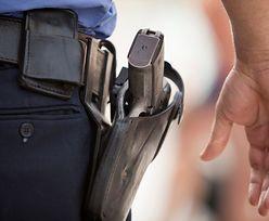 Policjant chciał strzelić do agresywnego psa. Zabił bezdomną kobietę