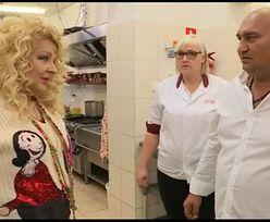 """Zainwestowali w restaurację 4 miliony i poszli do """"Kuchennych rewolucji"""". Magda Gessler: """"Pan wygląda na mafiozo!"""""""