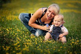 Dotyk - rola w rozwoju dziecka