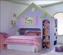 Fantazyjne meble dla dziecka