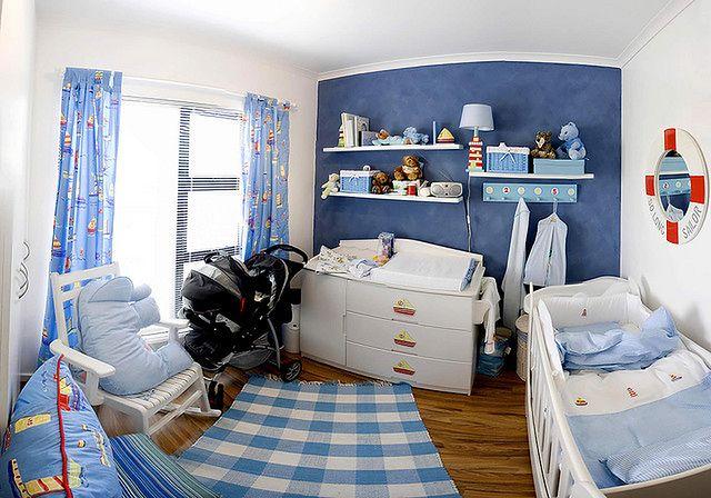 Widok na pokój dziecięcy