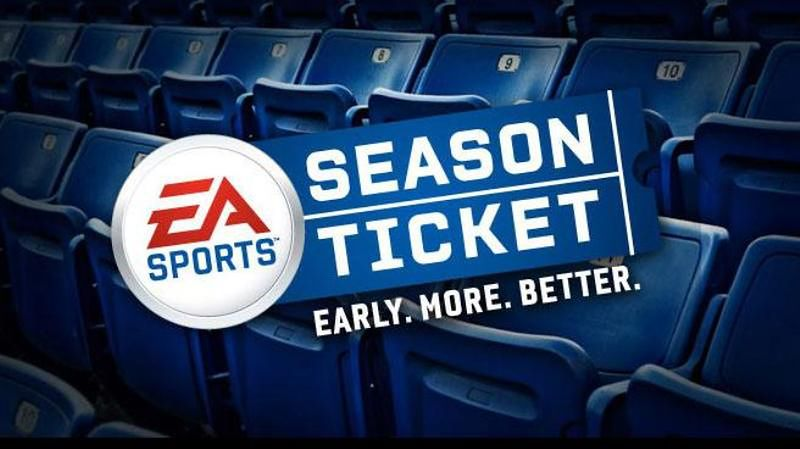 EA Sports kończy z programem Season Ticket