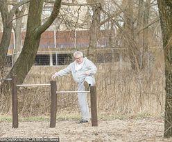 Czarnecki szykuje formę do europarlamentu. Przyłapany na ćwiczeniach
