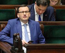 """Kolejna krytyczna reakcja na słowa Mateusza Morawieckiego. """"Najwyższe oburzenie"""""""