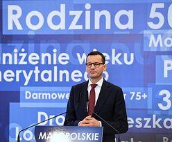 """Mateusz Morawiecki: """"Mieliśmy królową Jadwigę, teraz czas na prezydent Wassermann"""""""