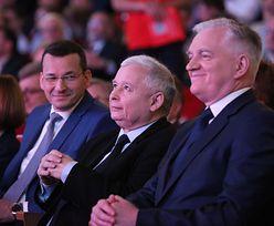 PiS coraz mocniejszy i deklasuje rywali. Tylko Kaczyński zyskał w sondażu