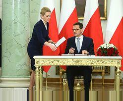 W Mateusza Morawieckiego wierzy 54 proc. Polaków. Ma ocieplić wizerunek PiS