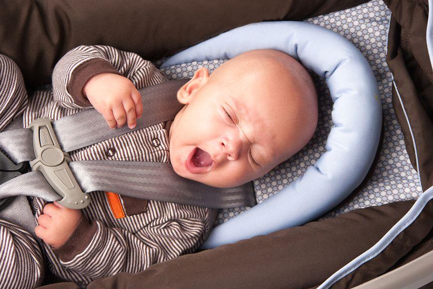 Obawy przed podróżą z noworodkiem