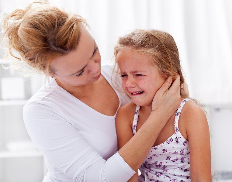 Uspokajanie dziecka